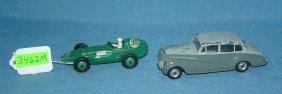 Pair Of Vintage Dinky Toys