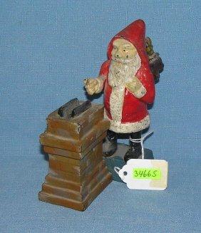 Santa Clause Mechanical Bank