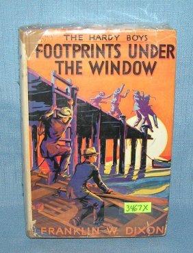 The Hardy Boys Footprints Under The Window