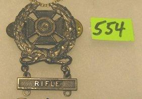 Rifle Marksman Badge