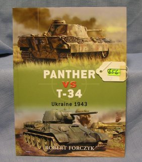 The Panther Vs. The Ukraine By Robert Forczyk