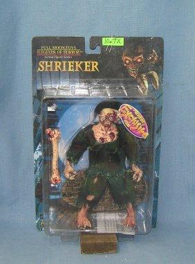 Vintage Shrieker Horror Action Figure