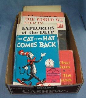 Box Of Vintage Children's Books