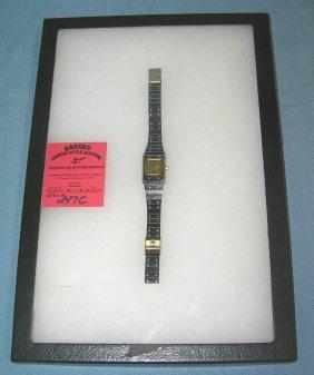 Vintage Gucci Wrist Watch