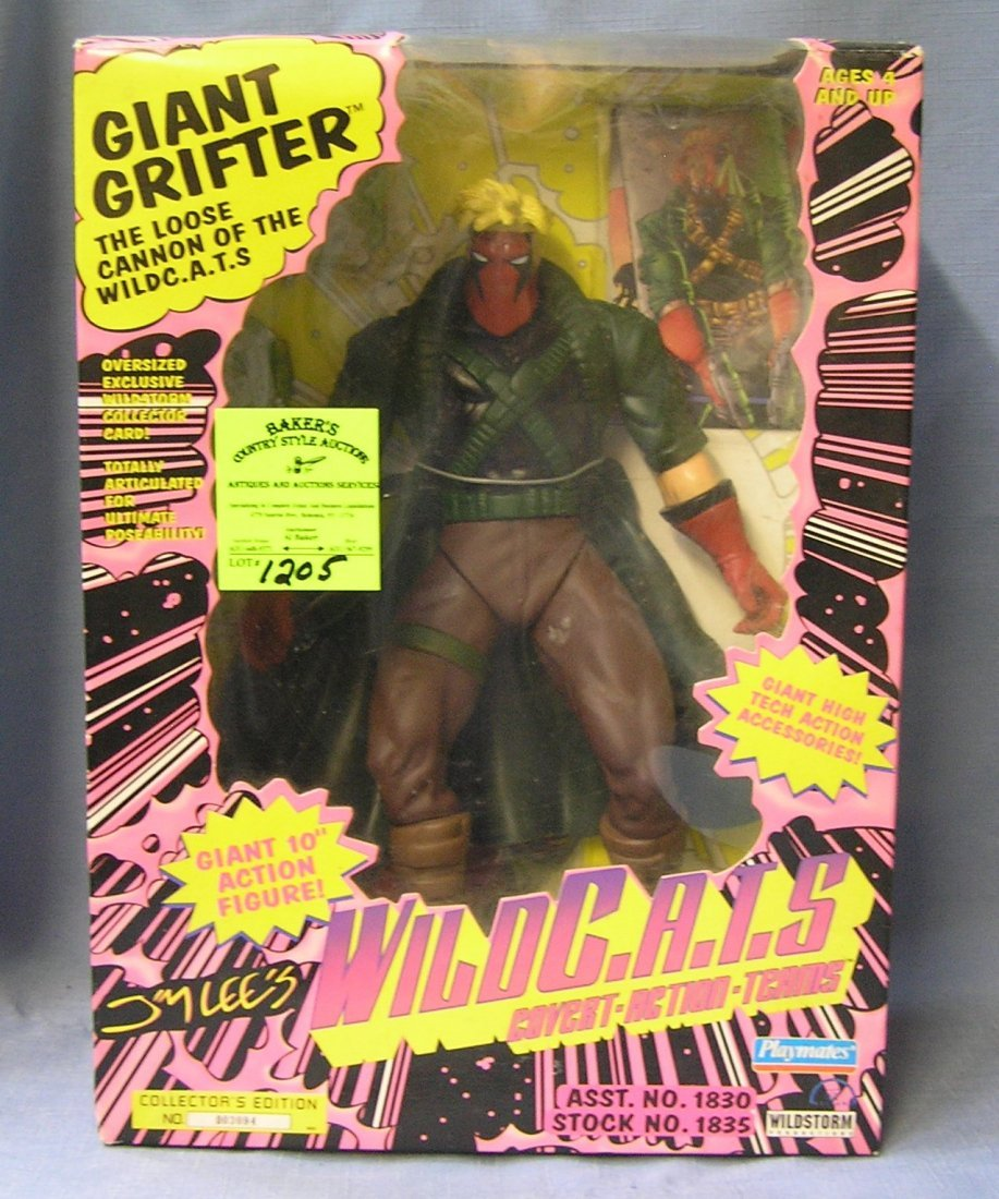 Giant Grifter action figure