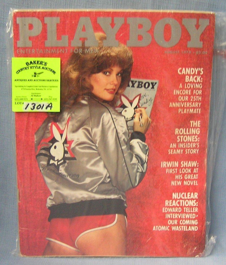 Playboy magazine The Dorothy Stratten issue