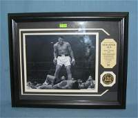Muhammad Ali and Sonny Liston photo
