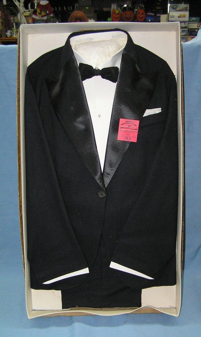 Funeral director's salesman sample dress suit