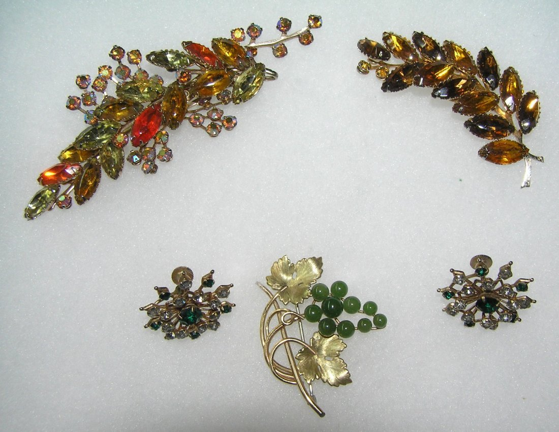 Collection of high quality costume jewelry - 4