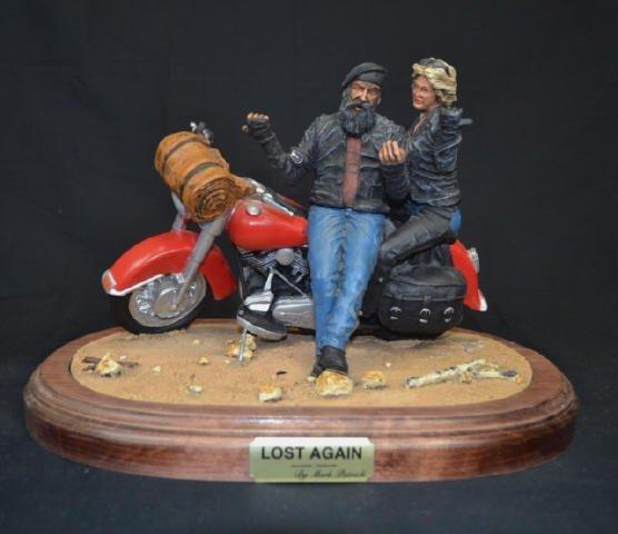 Harley Davidson 'Lost Again' Harley Davidson 'Lost