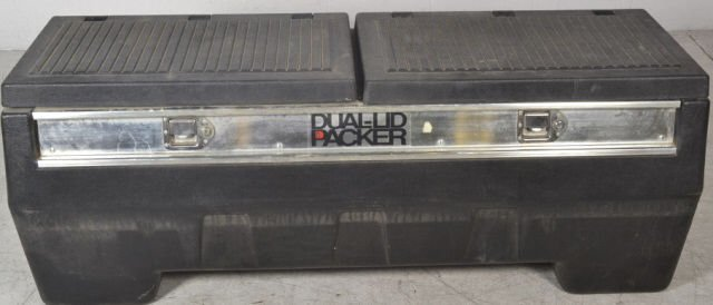 Dual-Lid Packer Tool Chest Dual-Lid Packer Tool Chest