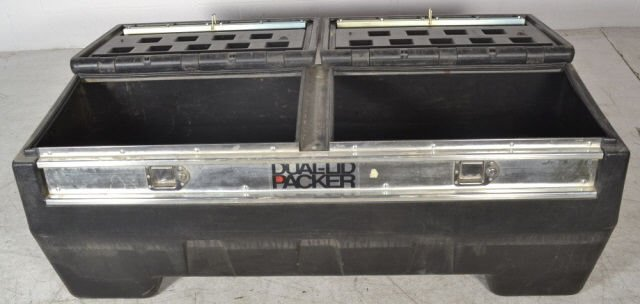 Dual-Lid Packer Tool Chest Dual-Lid Packer Tool Chest - 2