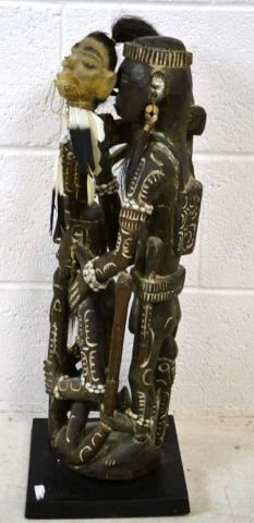 Indonesians Ancestral Sculpture - 2