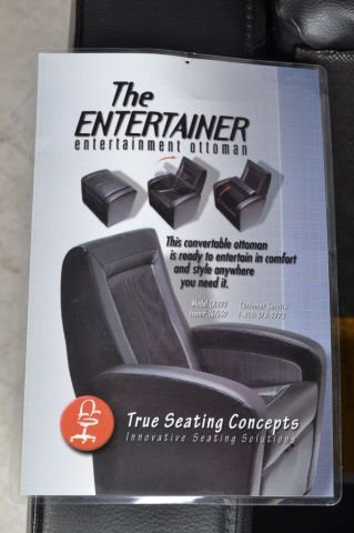 Entertainer Ottoman- Innovative Seating Solutions - 3