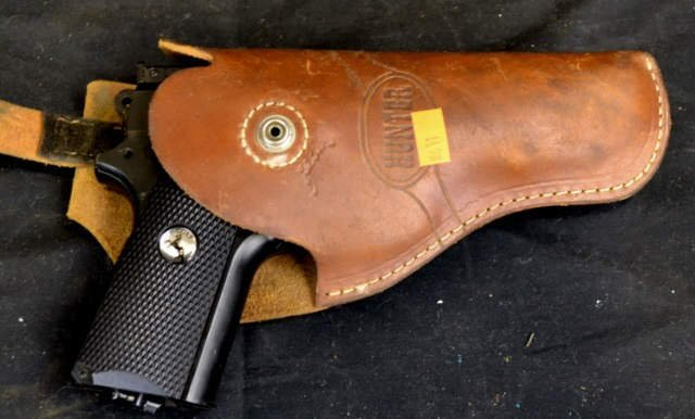 Colt Defender Co2 Powered BB Gun - 2