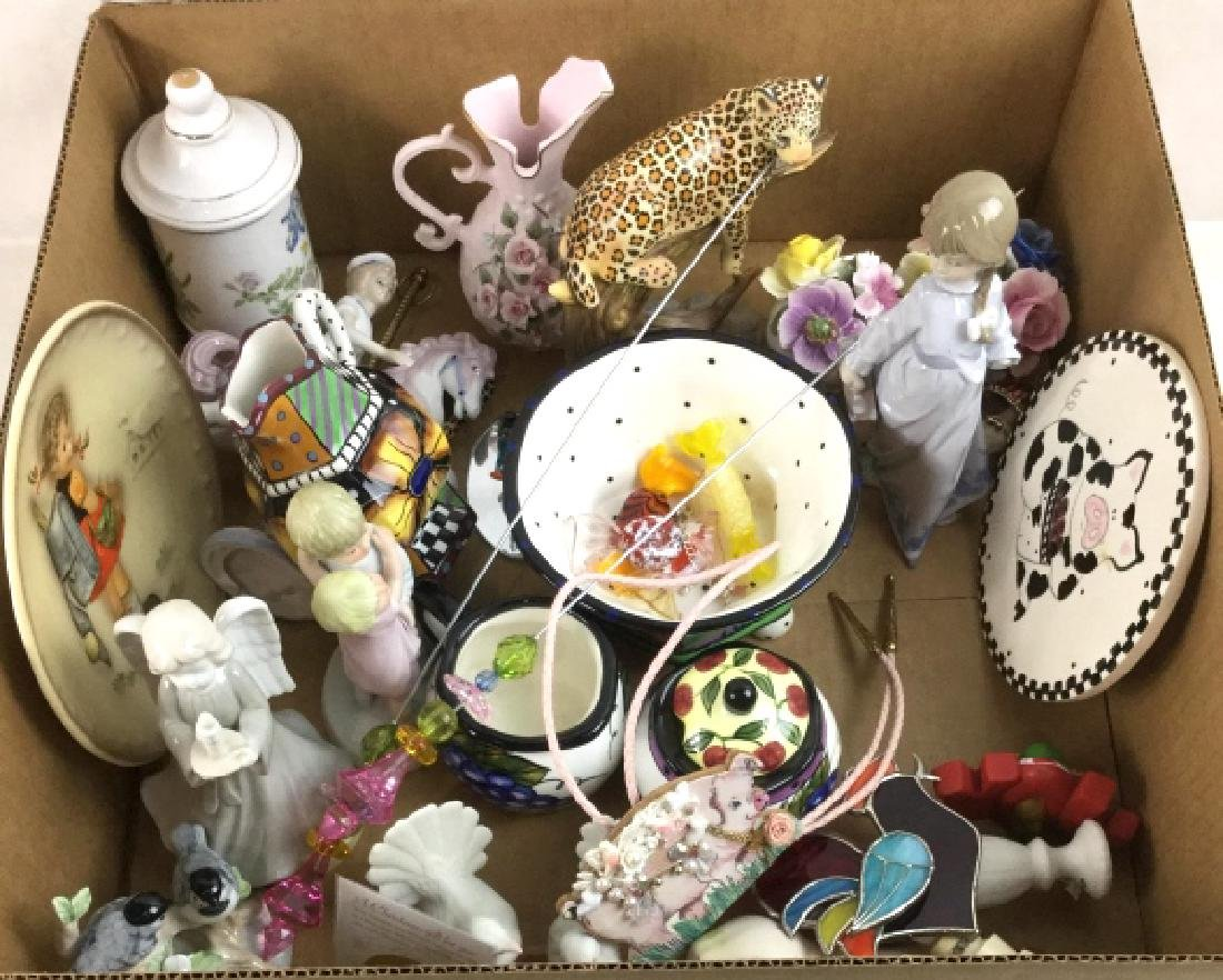 Group Of Assorted Small Collectibles