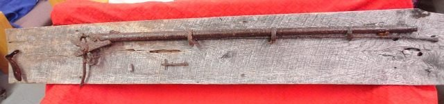 Dug M1863 Rifle Musket from the Appomattox Campaign