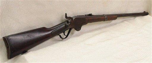 M1860 Spencer Carbine