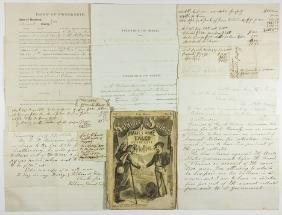 MARYLAND SLAVEOWNER SEEKS COMPENSATION FOR COLORED