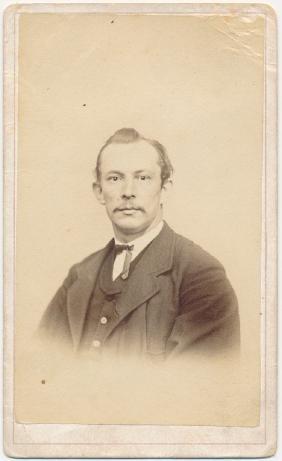JOHN A. MORSE, 1ST LOUISIANA CAV.