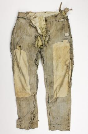 CIVIL WAR ERA PANTS, ALMOST CERTAINLY SLAVE-OWNED
