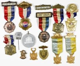 PENNSYLVANIA FRATERNAL ORDER MEDALS