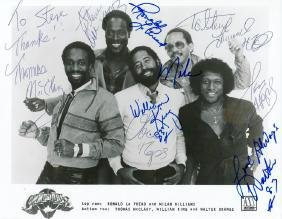 THE COMMODORES AND THE FOUR TOPS