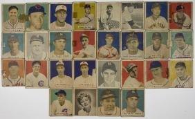 1948-1949 SERIES BASEBALL CARDS