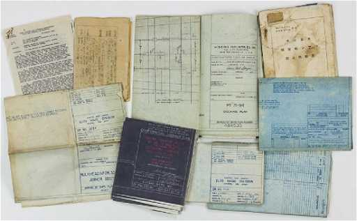 PT BOAT BLUEPRINTS AND SCHEMATICS ARCHIVE