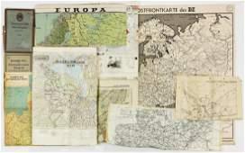 WORLD WAR MAPS