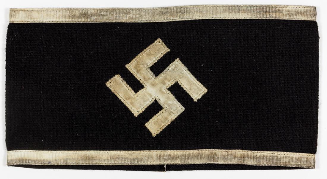 DANISH NSDAP ARMBAND