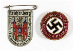 NSDAP PINS