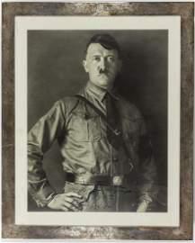 ADOLF HITLER PRESENTATION PHOTOGRAPH TO HIS HOUSEKEEPER