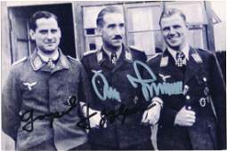 ADOLF GALLAND AND GERHARD SCHOEPFEL