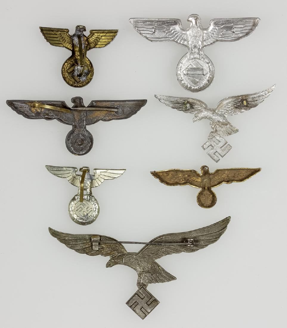 GERMAN EAGLE INSIGNIA (7) - 2