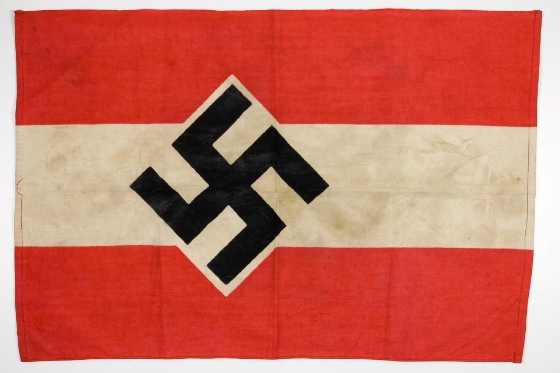 HITLER YOUTH DISPLAY FLAG