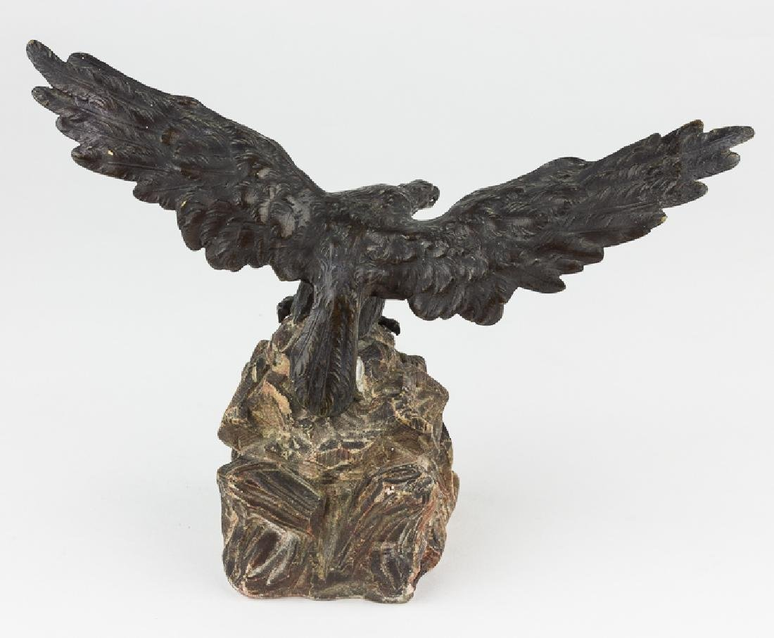 EAGLE TROPHY PRESENTED TO MANFRED VON RICHTHOFEN - 4