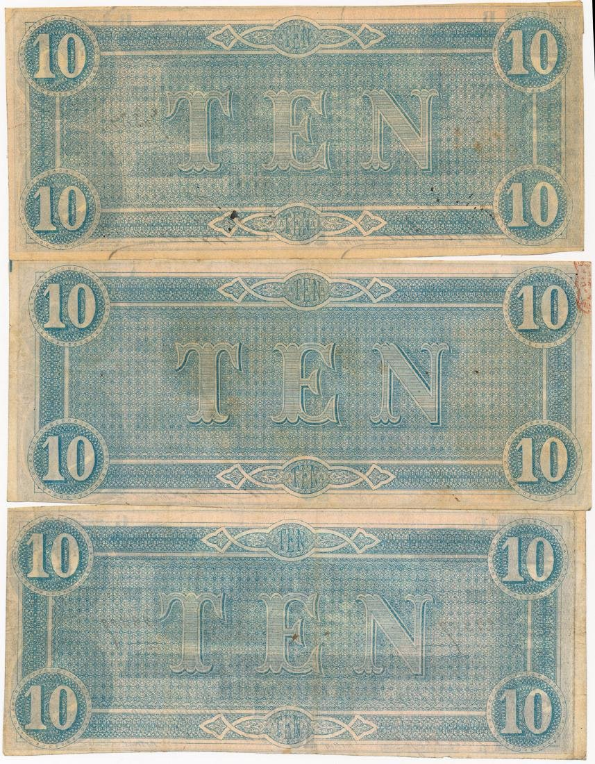 CONFEDERATE CURRENCY - 2
