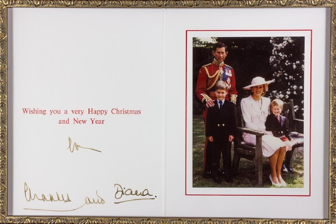 PRINCE CHARLES AND PRINCESS DIANA - 2