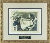 ADOLF HITLER INSCRIBES A PHOTO TO ROSA BERNILE NIENAU -