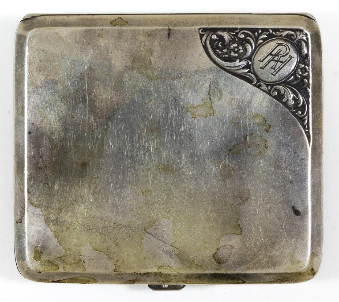 RUDOLF HESS CIGARETTE CASE GIFTED BY HIS WIFE, ILSE