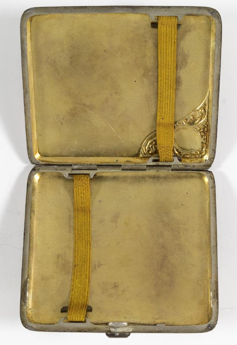 RUDOLF HESS CIGARETTE CASE GIFTED BY HIS WIFE, ILSE - 5