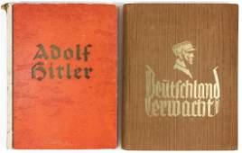 GERMAN CIGARETTE BOOKS