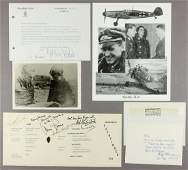 LUFTWAFFE PILOTS (5)
