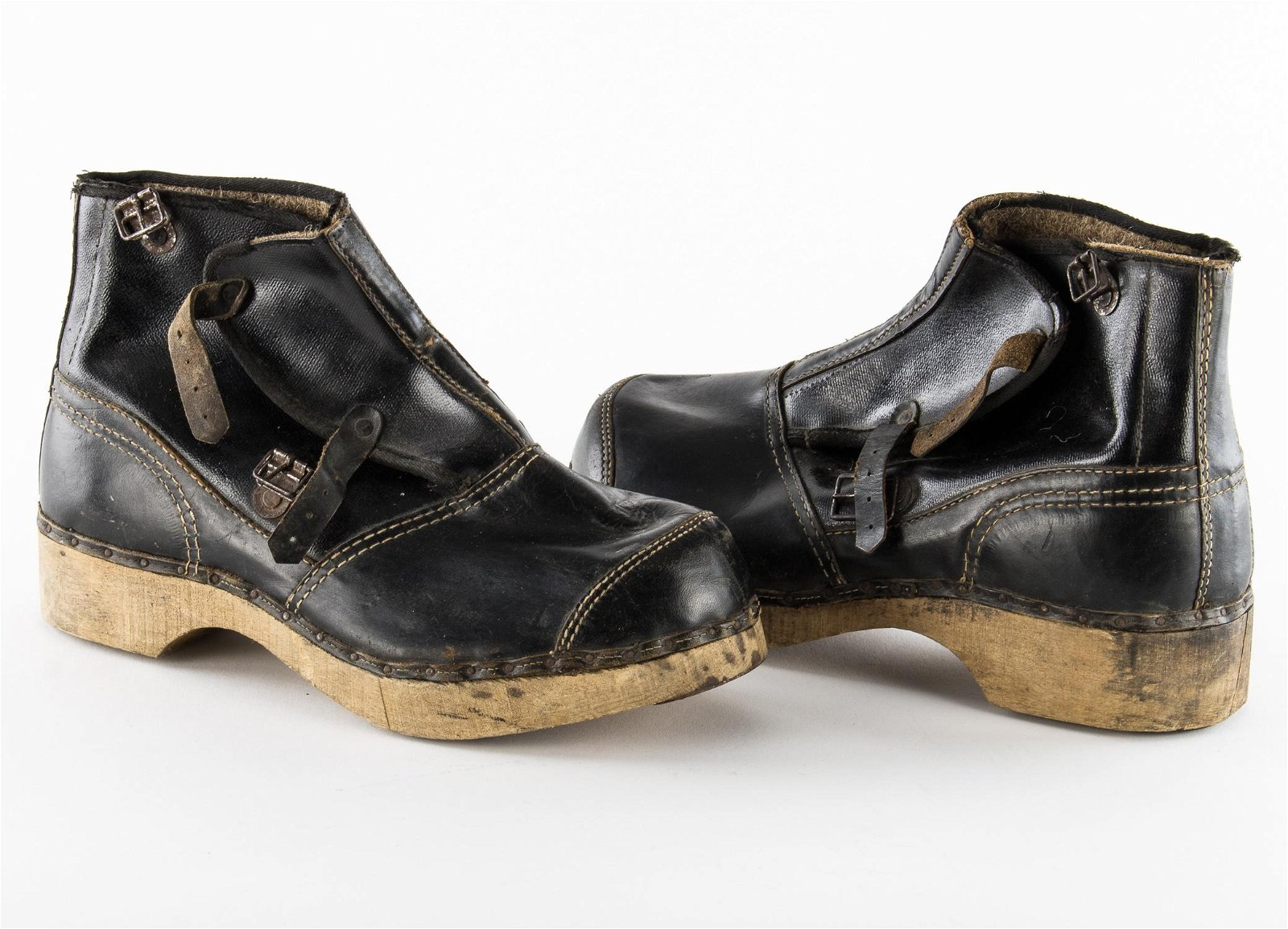 CONCENTRATION CAMP-ISSUE SHOES