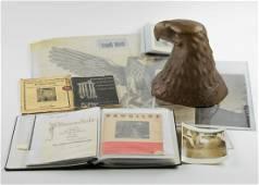 KURT SCHMID EHMEN ARCHIVE - CREATOR OF THE NAZI EAGLE
