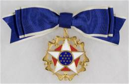 PRESIDENTIAL MEDAL OF FREEDOM PRESENTED TO ACTRESS