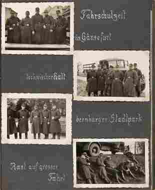GERMAN R.A.D. MEMBER'S ALBUM