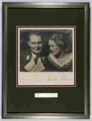 HERMANN AND EMMY GOERING