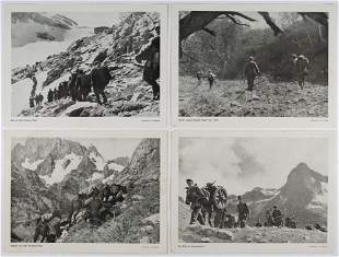 GERMAN MOUNTAIN CORPS AT THE KLUCHOR PASS